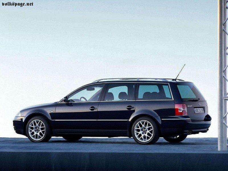 Volkswagen Passat W8 Variant…