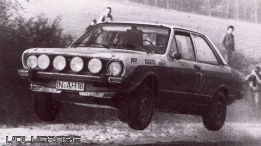 Historia do Polêmico Motor AP Audi80Sprung
