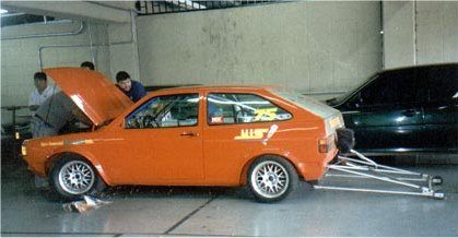 Historia do Polêmico Motor AP Gol