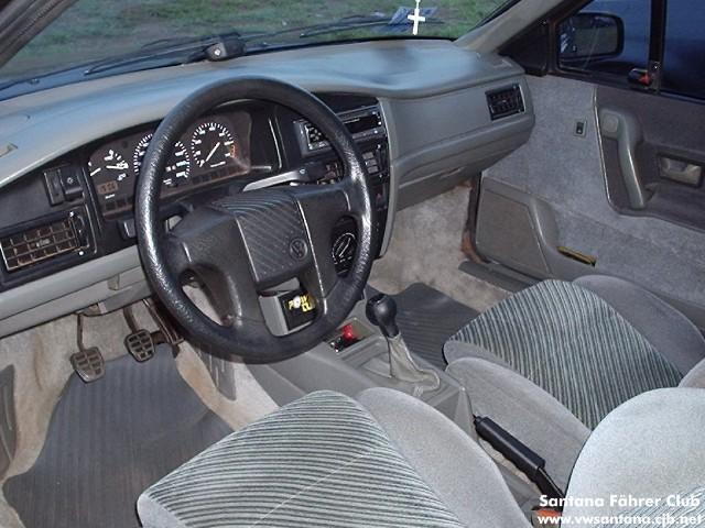 Volkswagen Santana Sport 2000i 1993 Alan Da Silva Medeiros