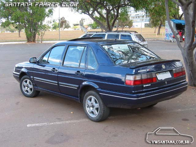 Seu Carro - www.vwsantana.com.br